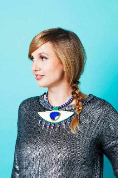 One-of-a-kind necklace, Refinery29