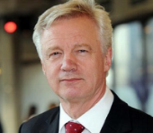 Rt Hon David Davis MP, Secretary of State for Exiting the European Union