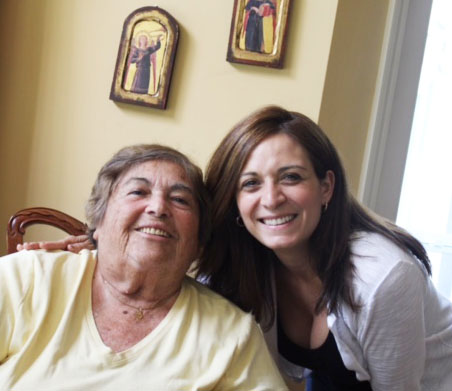 Grandma Harriet
