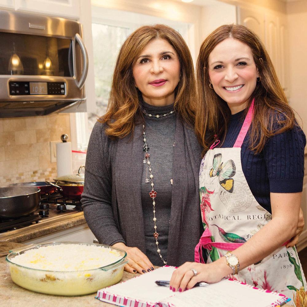 Maman Shari & Anna