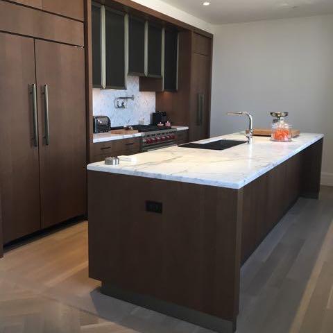 Tribeca kitchen -  after