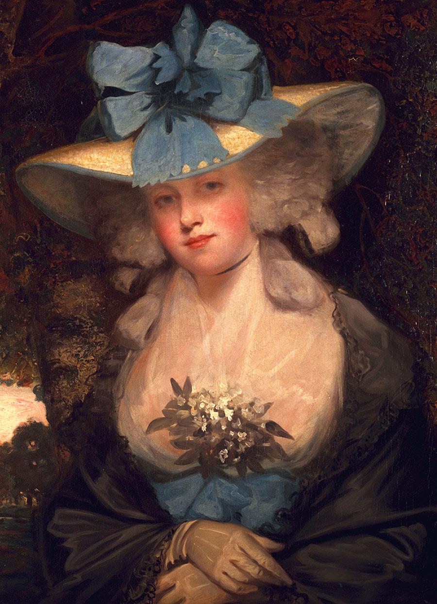 Isabella Seymour-Conway, Lady Hertford