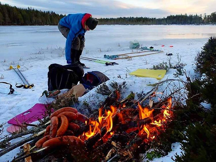 Hem över jul till Anna i Rättvik