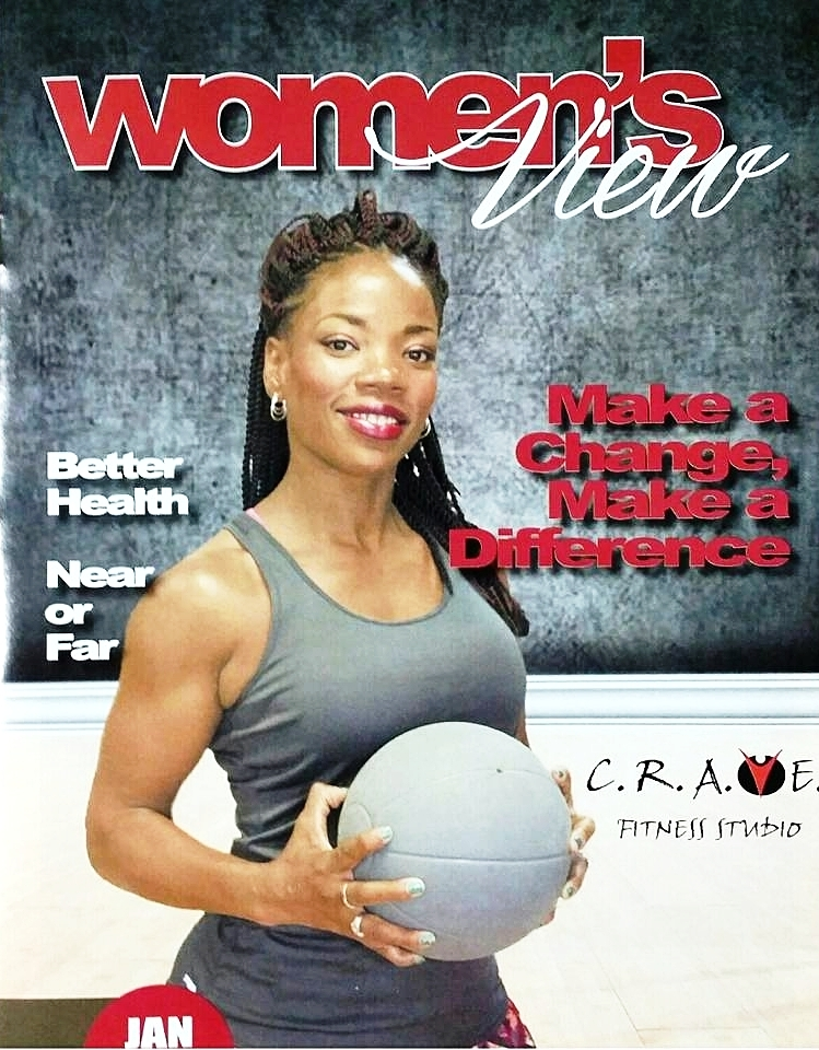 See Jan 2017 WOmen's View magazine for an Article on Von Turks, the woman behind C.r.a.v.e.