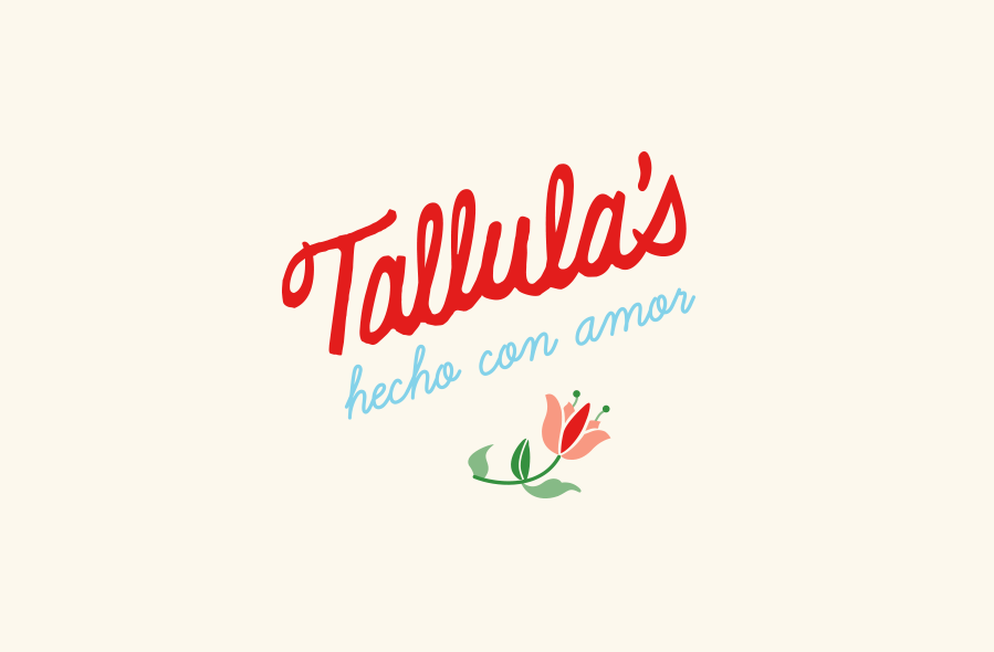 branding project tallula s restaurant sheila buchanan designs