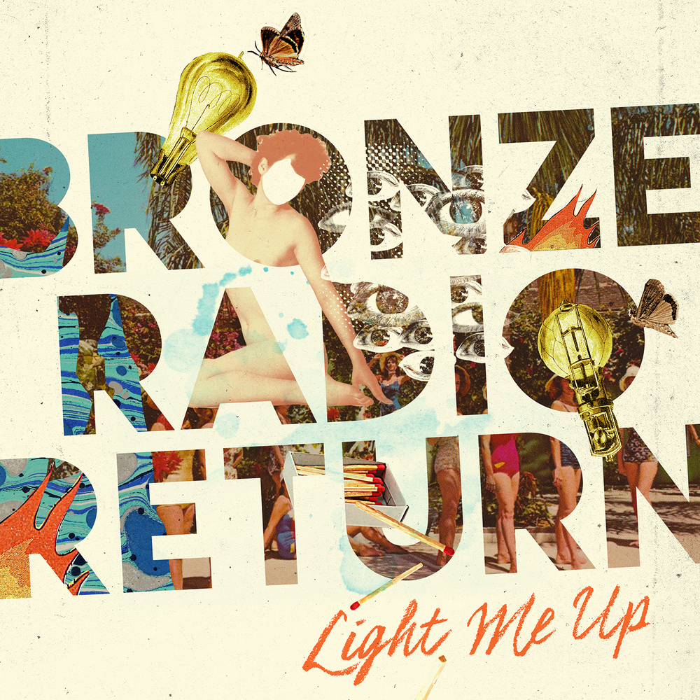 Light Me Up (2015)        1. Light Me Up     2. Pocket Knife 3. Only Temporary 4. Keep Or Lose 5. Build A Stage 6. Nowhere To Be 7. Give Me All Your Doubt 8. Say Hello Sometime 9. Before I Get There 10. Good Company