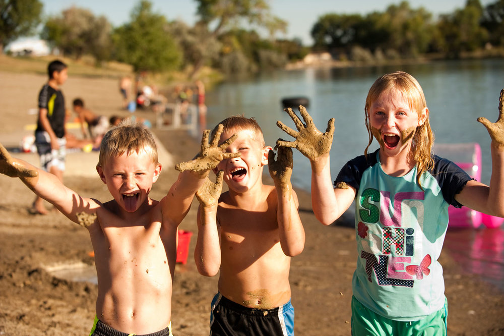 Parks get kids outside    Lake Elmo