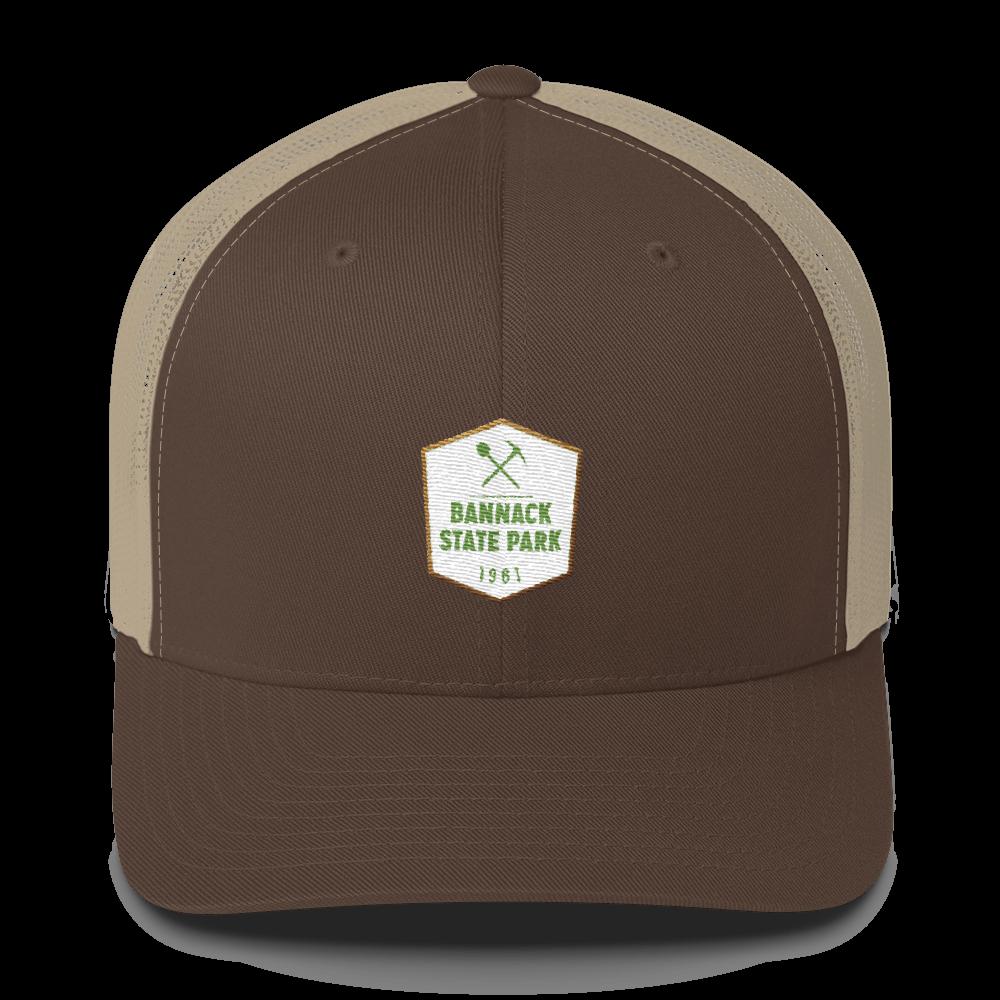 Bannack State Park Trucker Hat