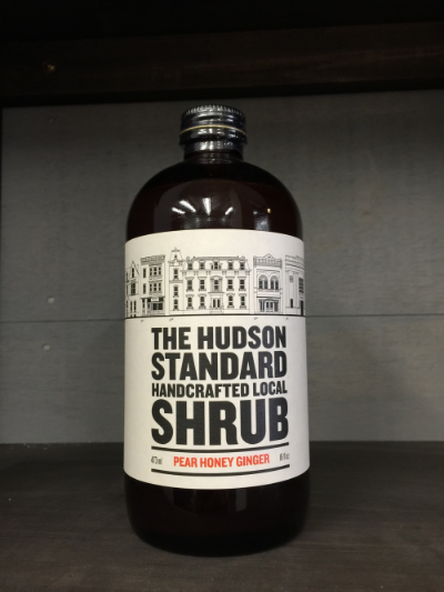 Branding and packaging design for The Hudson Standard, which I worked on for John Isaacs Design.