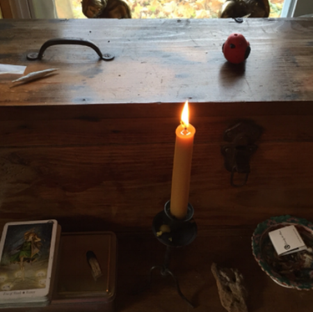 My Crealitation Station at the Art Farm