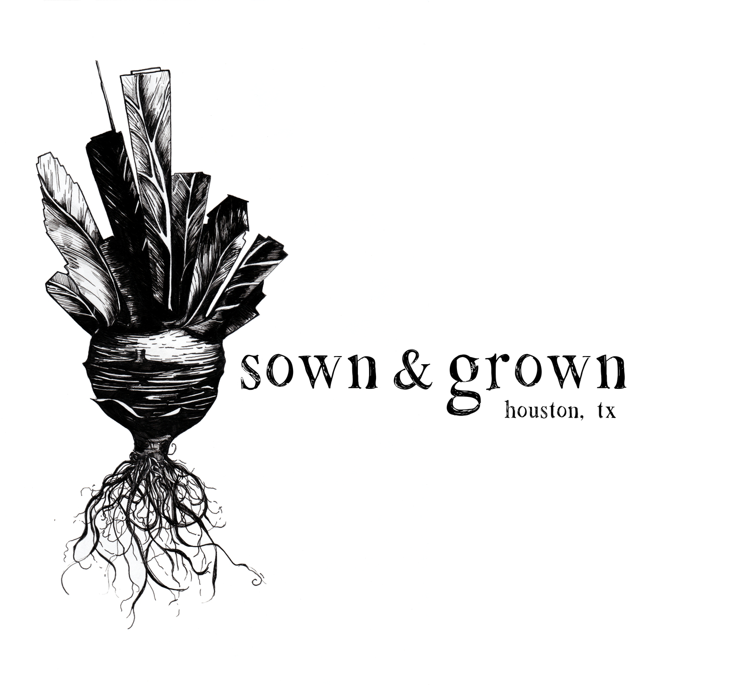 Sown & Grown