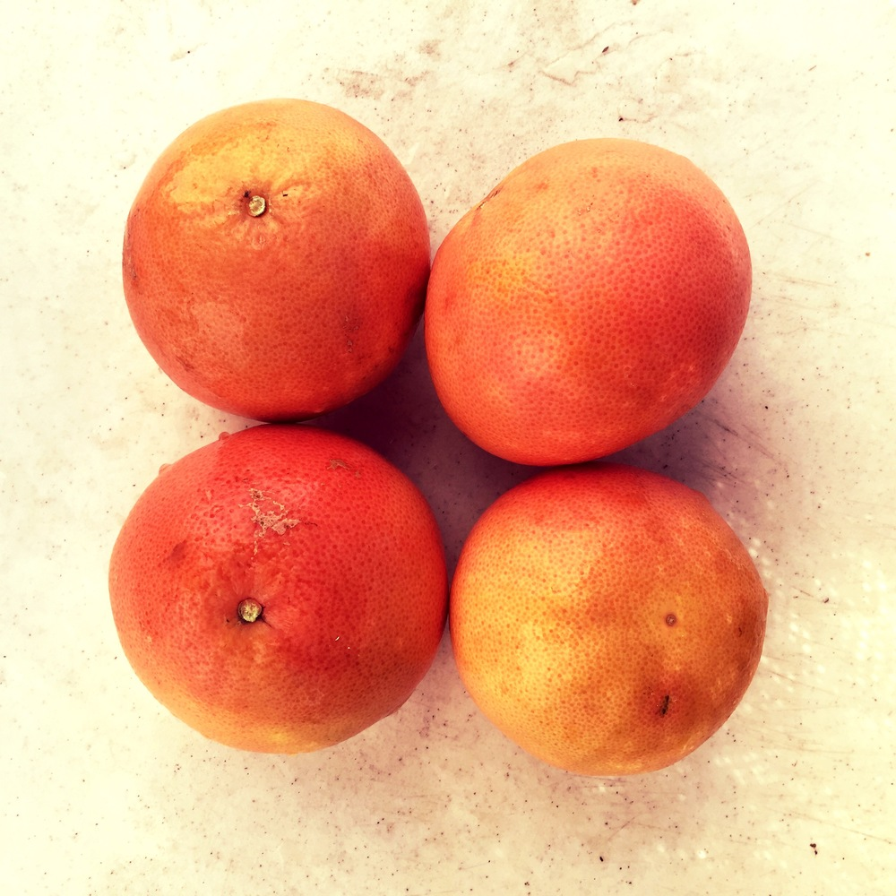 RUBY RED TEXAS GRAPEFRUIT