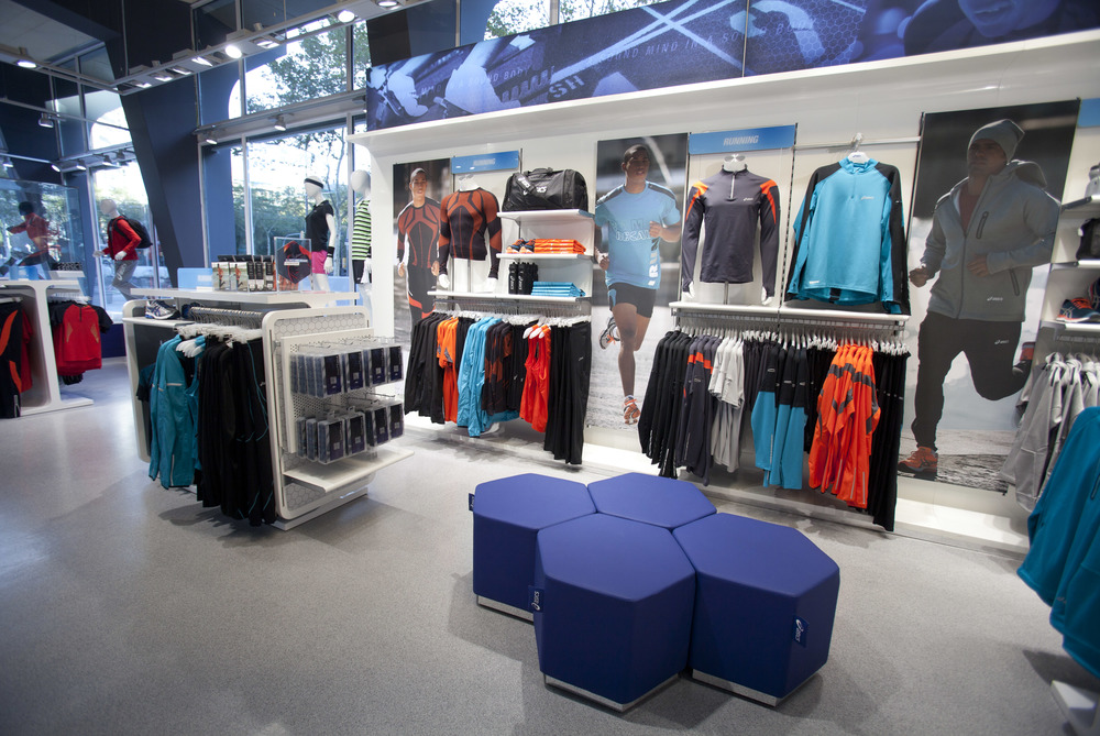 Flagship Stores can be found in Amsterdam, London, Hamburg, Stockholm and Barcelona.