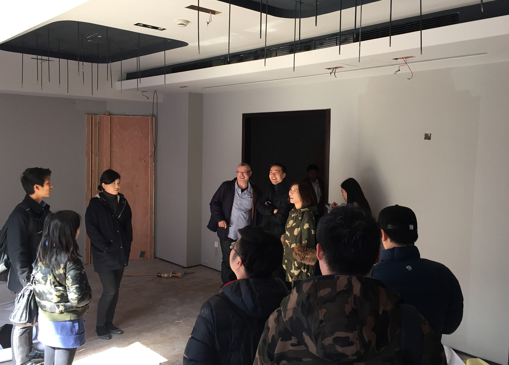 ASICS China visit