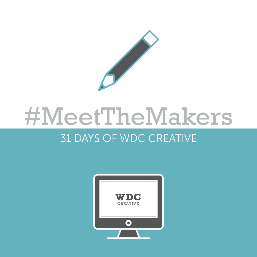 Instagram challenge #MeetTheMakers - a brand awareness campaign by WDC Creative.