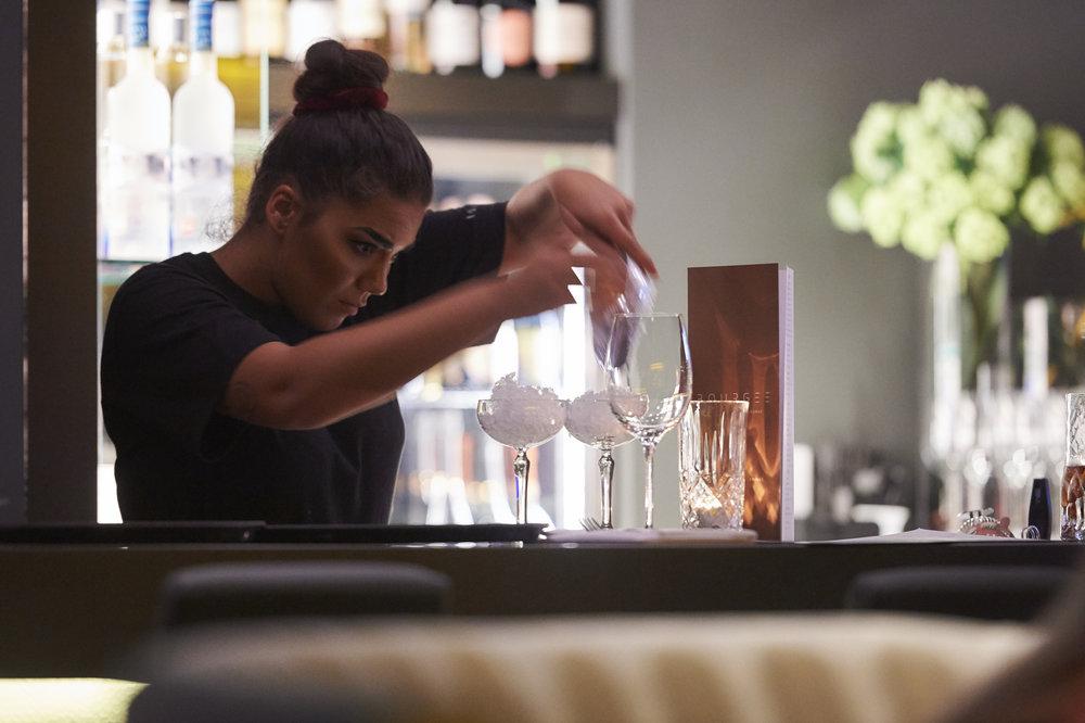 Bourgee bar