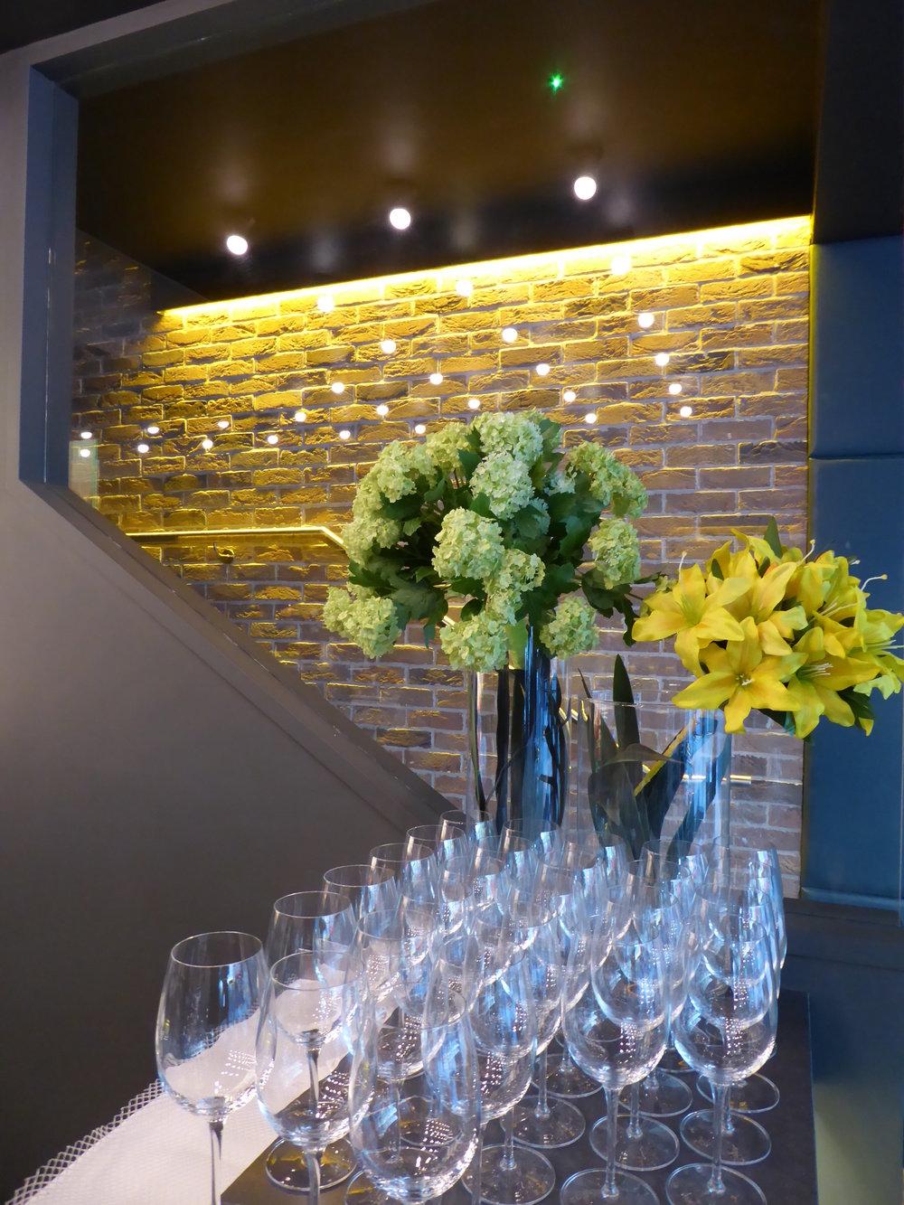 Bourgee interior design