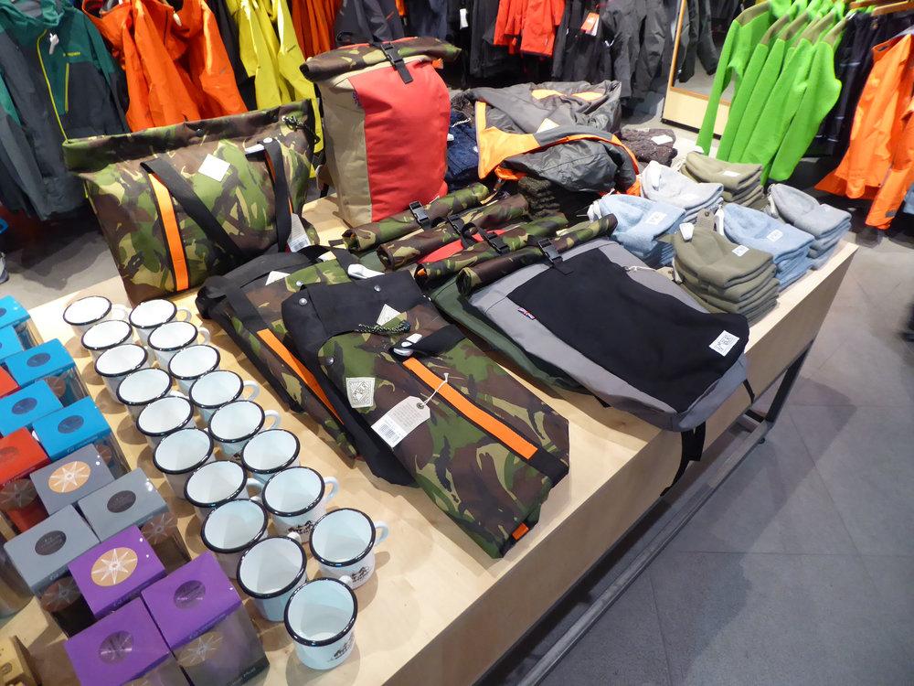 Ellis Brigham product display