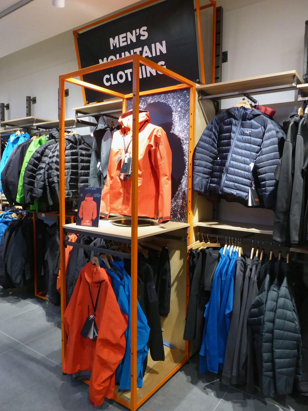 Ellis Brigham retail design