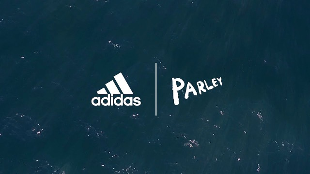 adidas and parley for the oceans