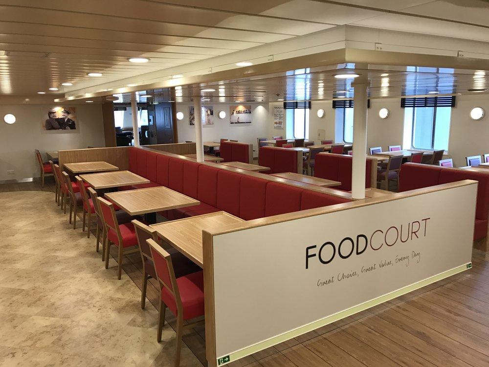 Food court, European Causeway