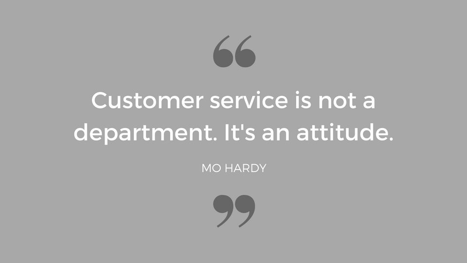 Customer service is not a department. It's an attitude..png