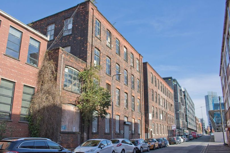 Talbot Mill, Ellesmere Street, Manchester - One of the largest surviving Manchester cotton mills has been bought for redevelopment and will be converted into 200 new homes.