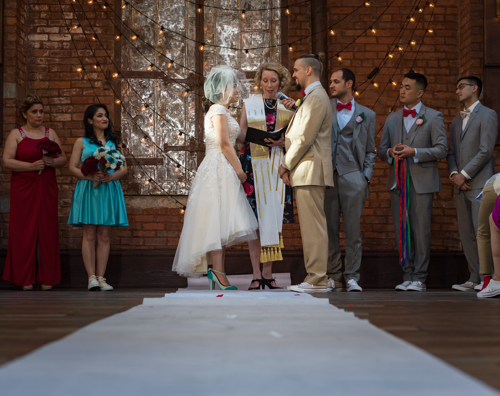 Dumbo Wedding