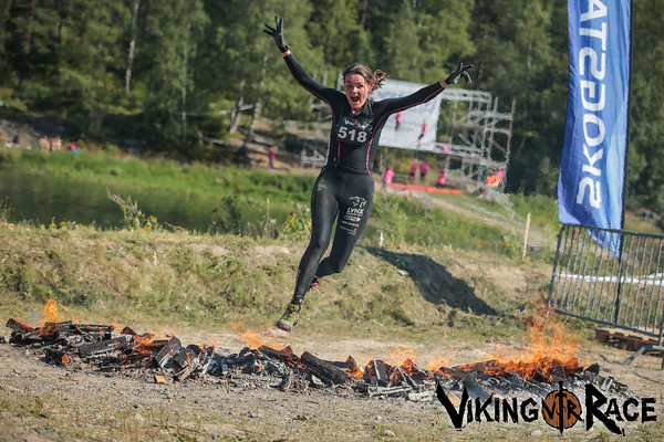 Viking Race, 5 km, 2015