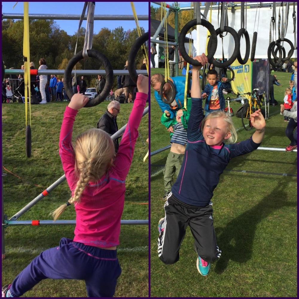 Det ER kult med sterke kids i treningsbukser!