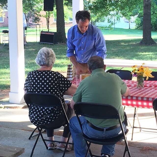 Wonderful to meet everyone who attended tonight's Meals on Wheels Lobster Bake in Rutland. Vermont provides a unique set of challenges as our citizens age--it can become tougher to travel, to connect with community, and to keep up with rising costs on fixed incomes. We owe it to our seniors to help them meet these challenges.