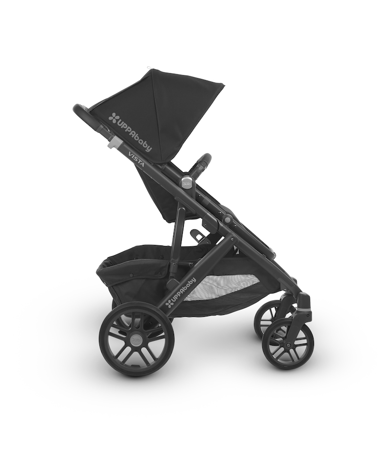 Uppababy Vista stroller in Jake