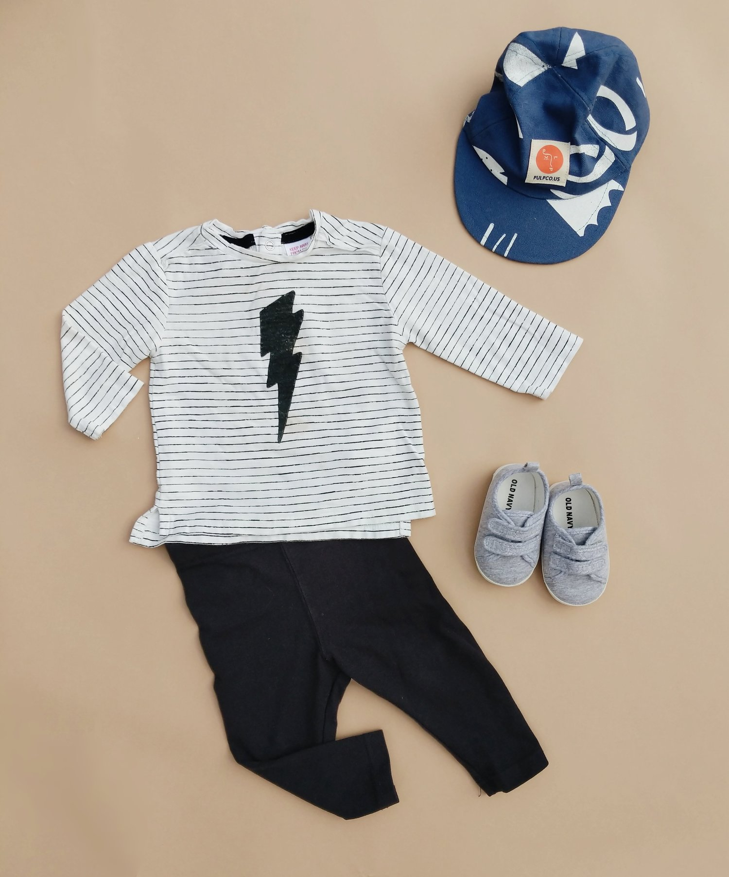 c98de2c1 Hip-Baby-Boy-Clothes-06.jpg. Shirt from ZARA / Hat from PULP CO. / Pants  from H&M / Shoes ...