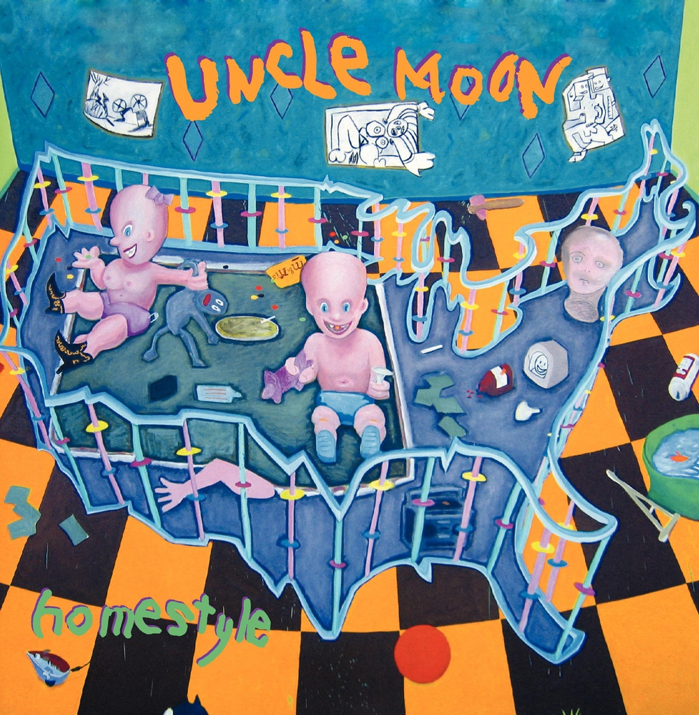 Purchase: http://www.cdbaby.com/cd/unclemoon Cover art: Fritz Van Orden