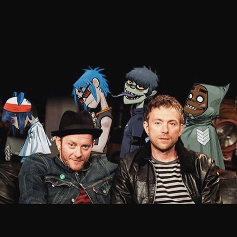 2017 is promising so many great albums. But I have to say I'm looking forward to new @gorillaz the most!🙉🙈🙉. What 2017 albums are you guys getting stoked on?