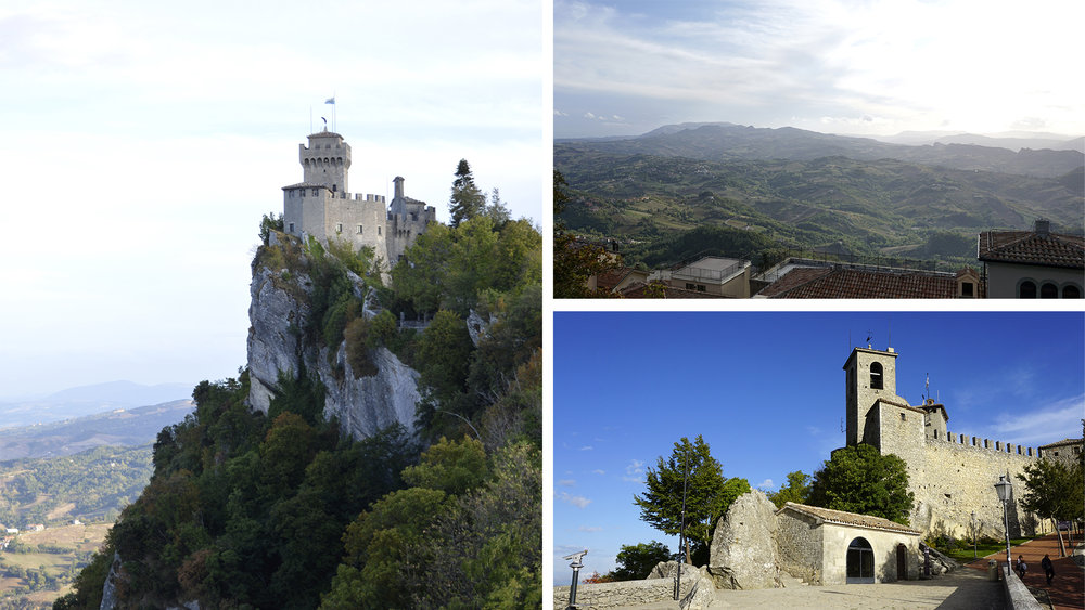 San Marino - Another highlight!