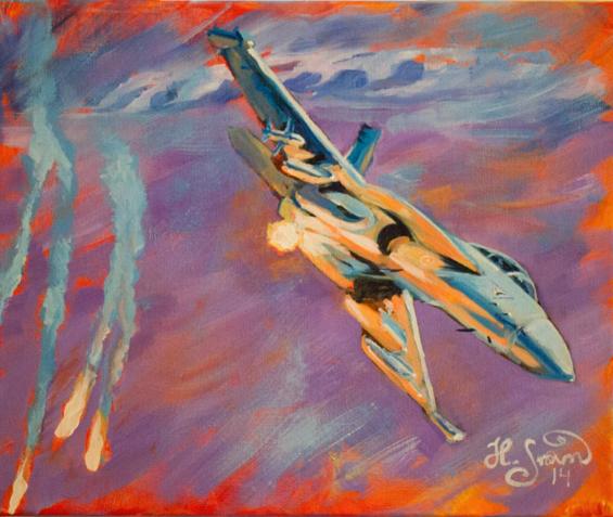 Hävittäjälentolaivue 21