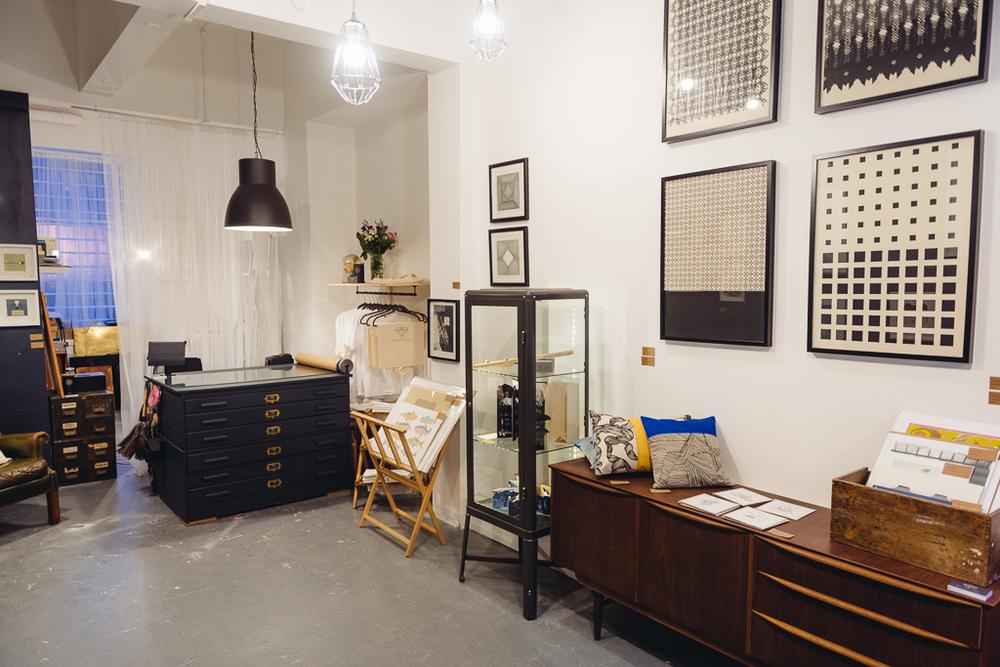 WHO ART THOU STUDIO SHOP INDEPENDENT DESIGN GLASGOW FINNIESTON