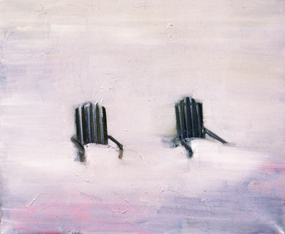 Chair Couple, 2003