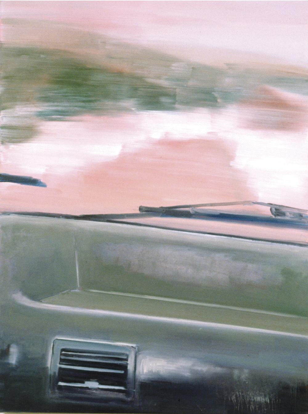 Passenger, 2003