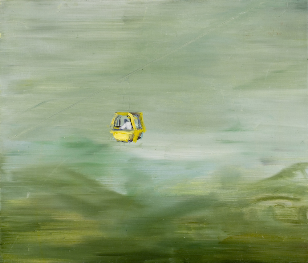 Yellow Gondola, 2006