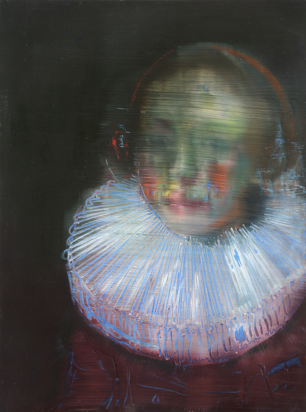 Second Portrait of Gertrude, 2014