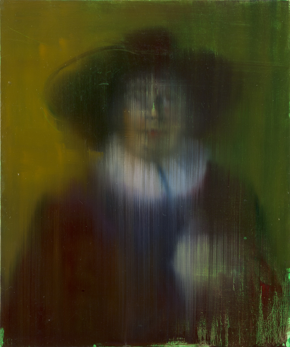 Portrait (after Jacob Backer), 2013