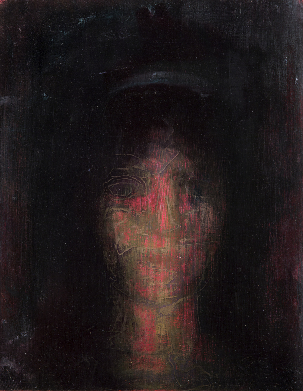 Maria Luisa's Head (after Esteve), 2012