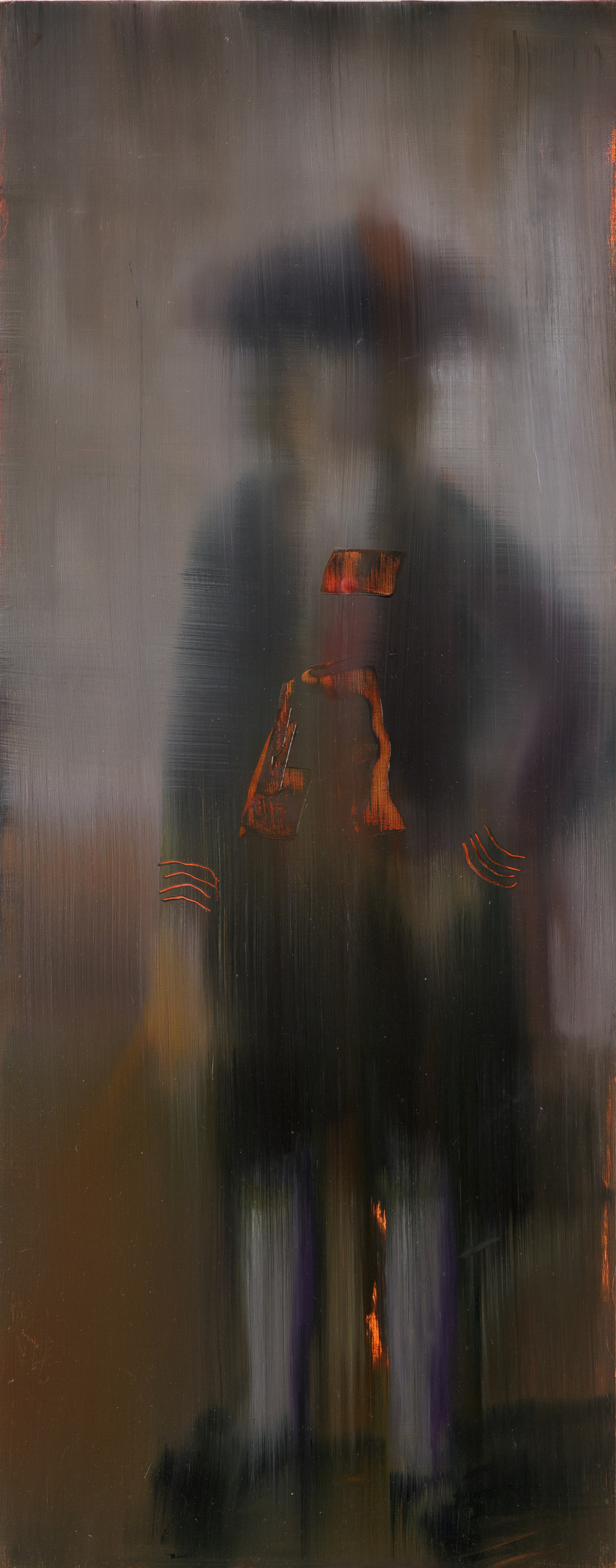 Manuel de Lapeña (after Goya), 2012