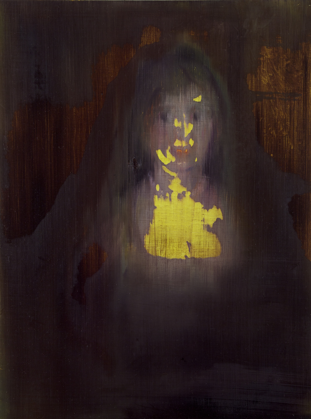 Susanna Lunden (After Rubens), 2012