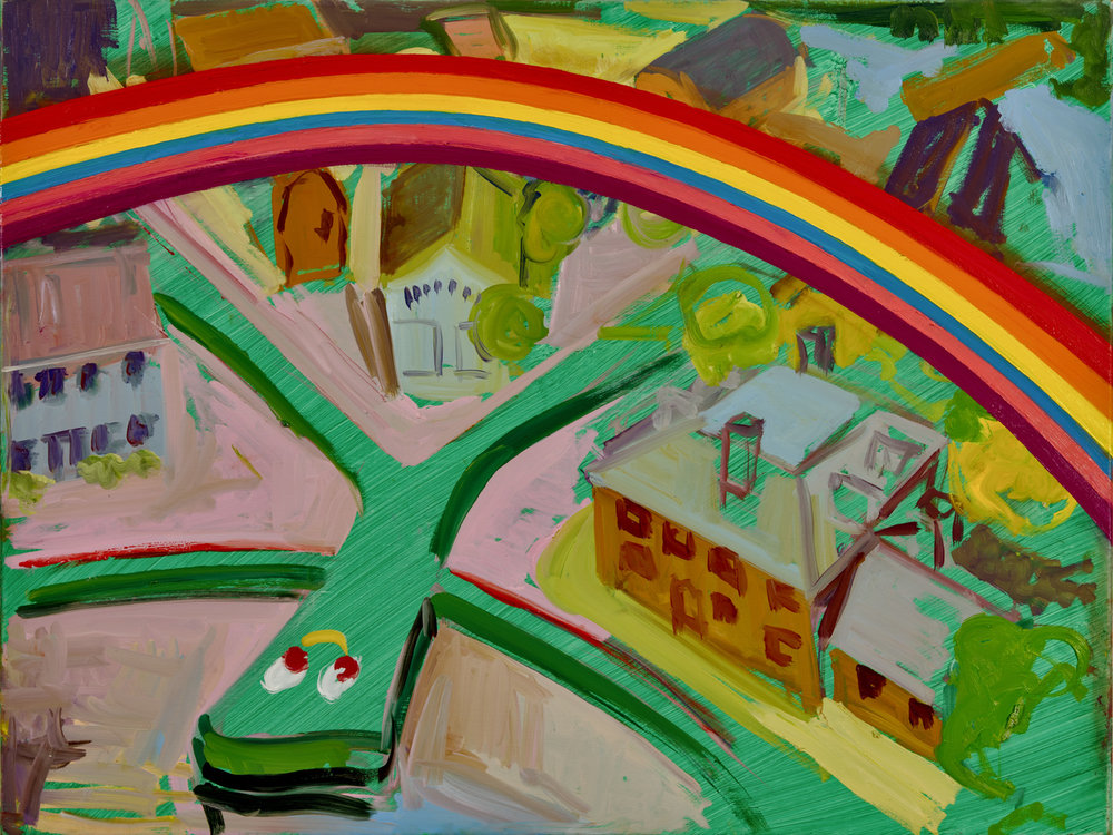 Copy of UNDER THE RAINBOW WITH GUMBY, 2016