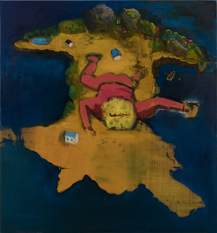 Gulliver on Island, 2106