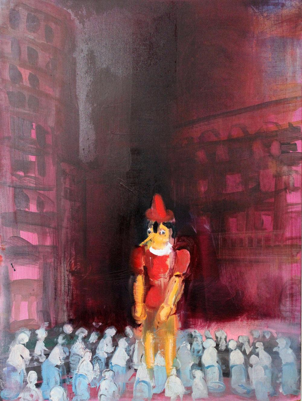 Pinocchio and the Public, 2017