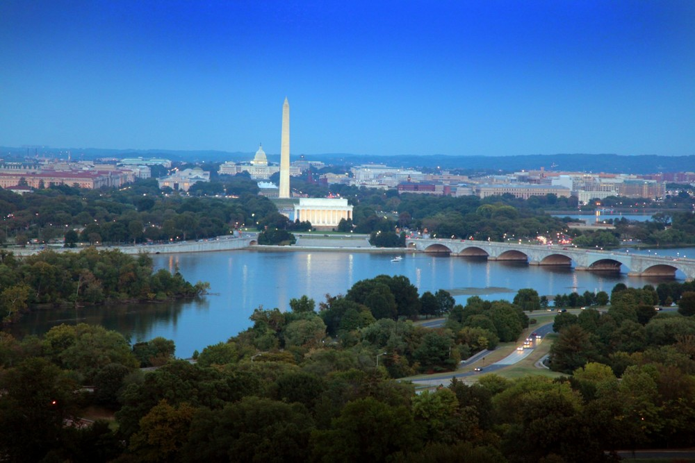 """The best view in town.""                - Washingtonian Magazine"